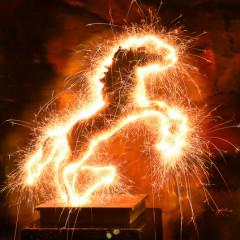 horsefireworks